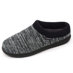 RockDove Men's Hoodback Slipper with Memory Foam