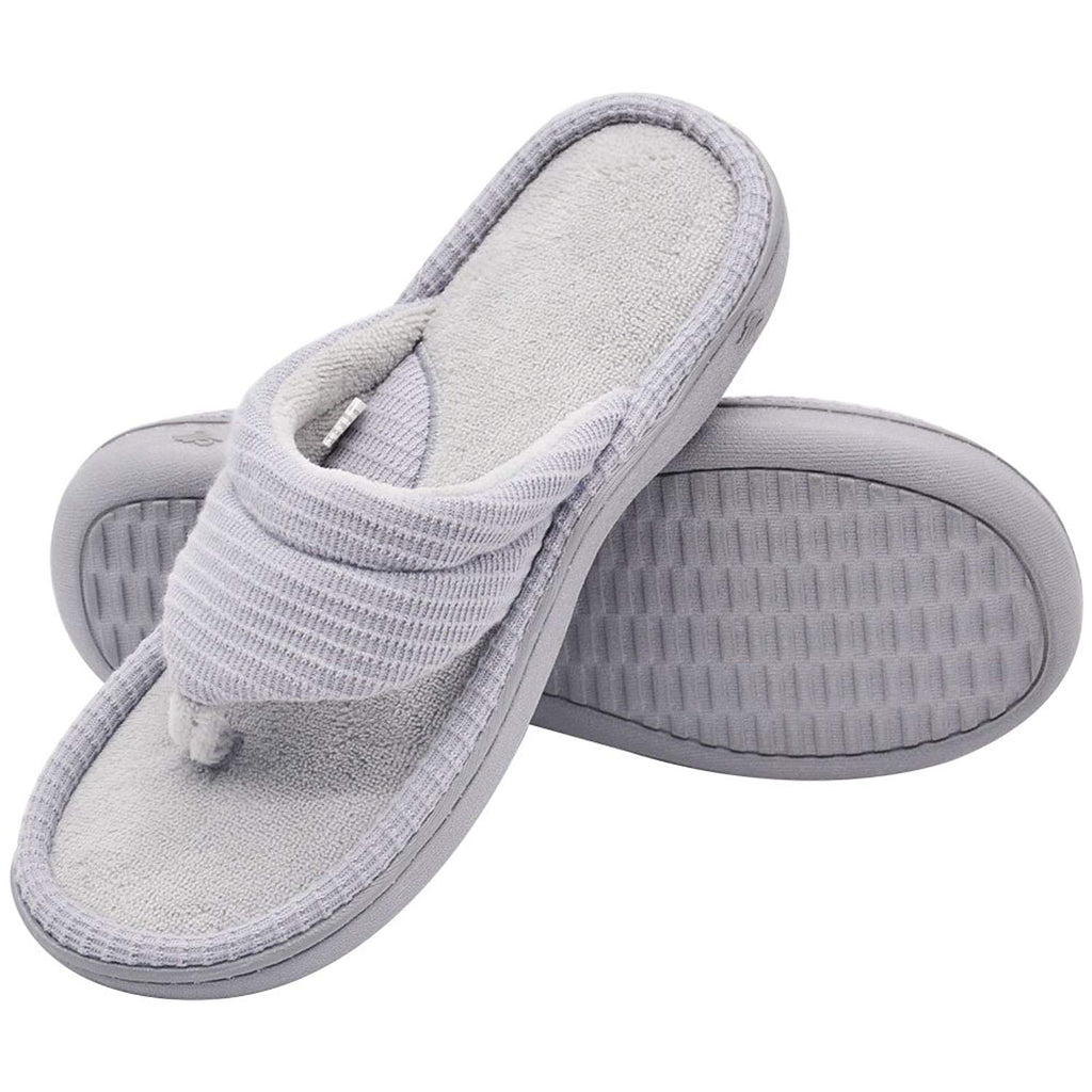 Wishcotton Women's Slippers Breathable Quick Dry Open Toe Flip Flops