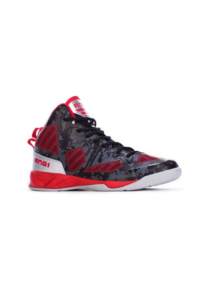 AND1 Xcelerate 2 MID Basketball Shoe D1082MBRS