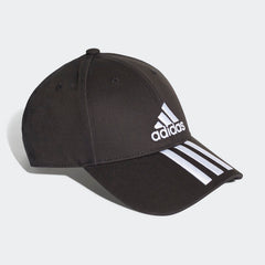 Adidas 6-Panel Classic 3-Stripes Cap Black DU0196 Sportstar Pro Newcastle, 2300 NSW. Australia. 3