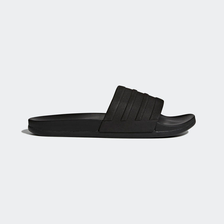 Adidas Adilette Cloudfoam Plus Men's Mono Slides Black S82137