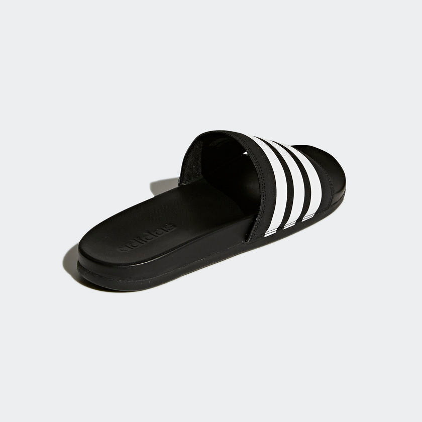 62ee22a36 ... Adidas Adilette Cloudfoam Plus Stripes Men s Slides Black White AP9971  Sportstar Pro Newcastle