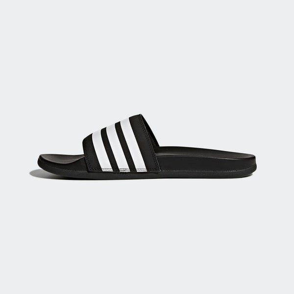 Adidas Adilette Cloudfoam Plus Stripes Men's Slides Black White AP9971 Sportstar Pro Newcastle, 2300 NSW. Australia. 7