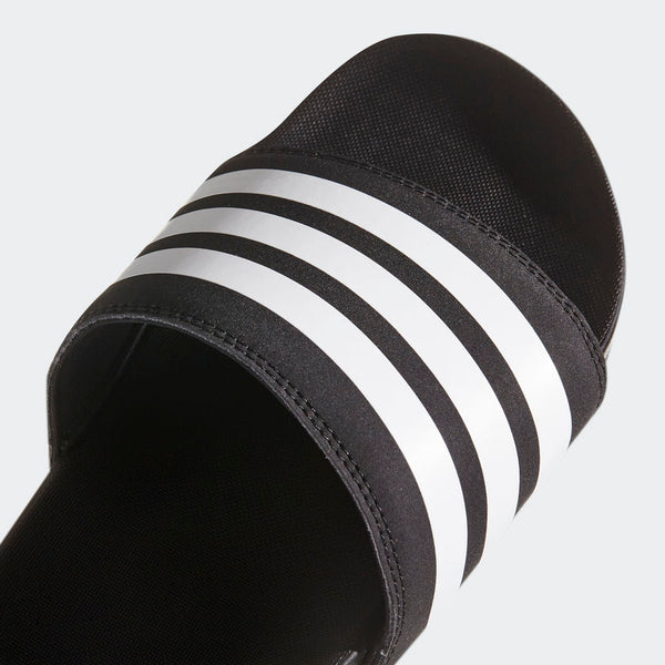 Adidas Adilette Cloudfoam Plus Stripes Men's Slides Black White AP9971 Sportstar Pro Newcastle, 2300 NSW. Australia. 8