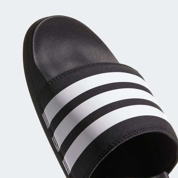 Adidas Adilette Cloudfoam Plus Stripes Men's Slides Black White AP9971 Sportstar Pro Newcastle, 2300 NSW. Australia. 9