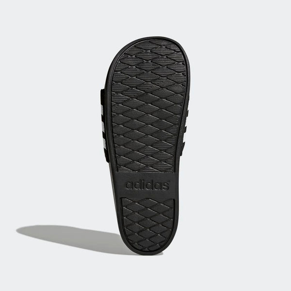 Adidas Adilette Cloudfoam Plus Stripes Women's Slides Black White AP9966 Sportstar Pro Newcastle, 2300 NSW. Australia. 4