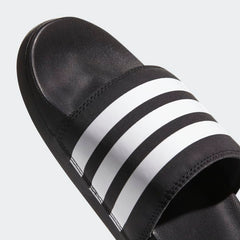 Adidas Adilette Cloudfoam Plus Stripes Women's Slides Black White AP9966 Sportstar Pro Newcastle, 2300 NSW. Australia. 9