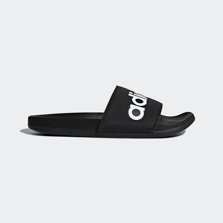 Adidas Adilette Comfort Men's Slides Black/White B42207