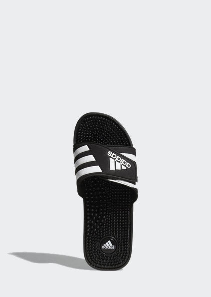 Adidas Adissage Men's Slides Black White 0782660 Sportstar Pro Newcastle, 2300 NSW. Australia.