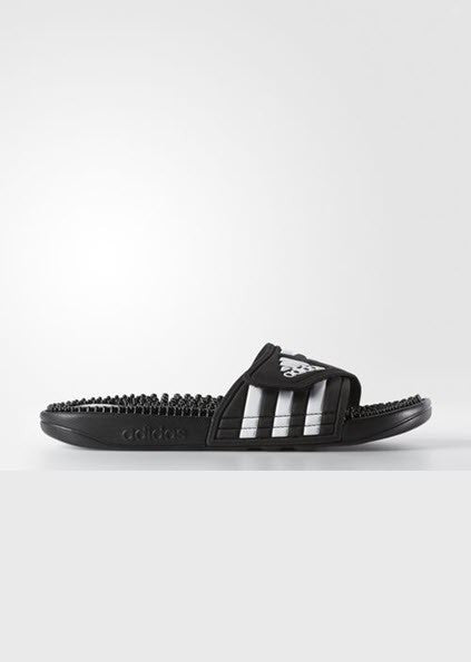 Adidas Adissage Women's Slides Black/White 087609