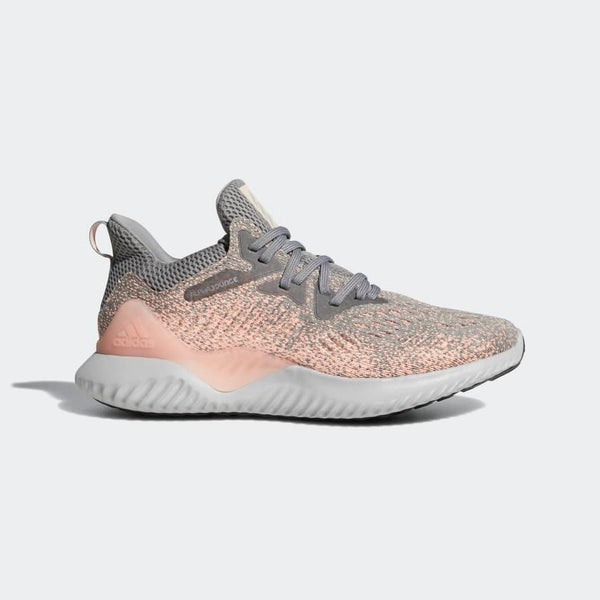 Adidas Alphabounce Beyond Women's Grey Clear Orange CG5579 Sportstar Pro Newcastle, 2300 NSW. Australia. 1
