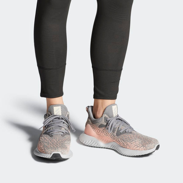 Adidas Alphabounce Beyond Women's Grey Clear Orange CG5579 Sportstar Pro Newcastle, 2300 NSW. Australia. 2