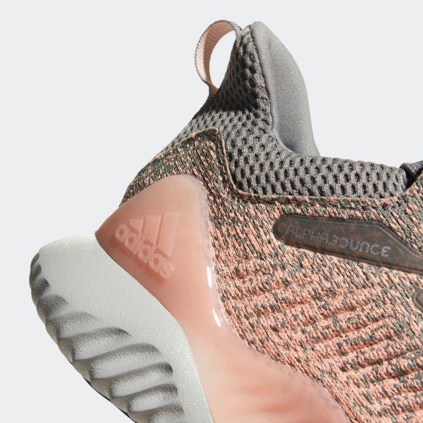 Adidas Alphabounce Beyond Women's Grey Clear Orange CG5579 Sportstar Pro Newcastle, 2300 NSW. Australia. 8