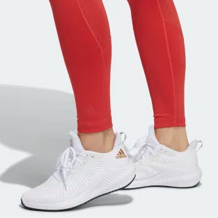 Adidas Alphaskin 3-Stripe Long Tights Glory Red FL2052 Sportstar Pro Newcastle, 2300 NSW. Australia. 11