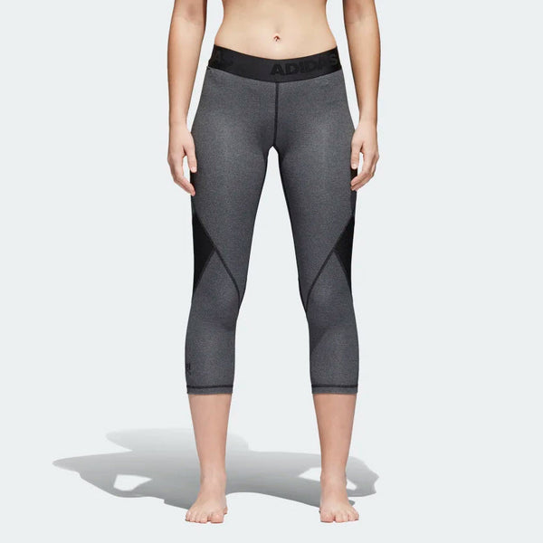 Adidas Alphaskin Sport 3 4 Tights Heather CF6557 Sportstar Pro Newcastle, 2300 NSW. Australia. 1