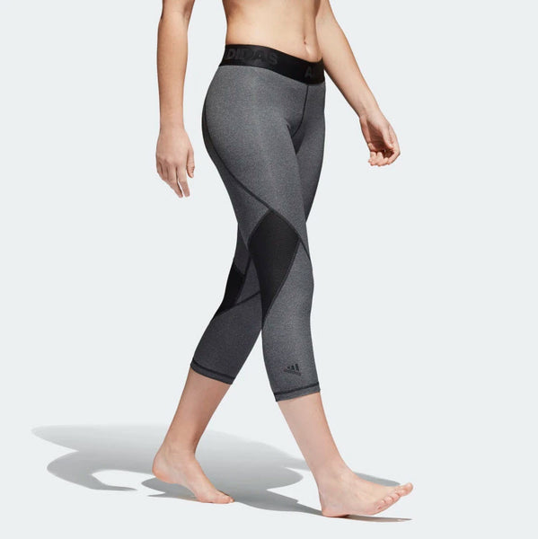 Adidas Alphaskin Sport 3 4 Tights Heather CF6557 Sportstar Pro Newcastle, 2300 NSW. Australia. 4