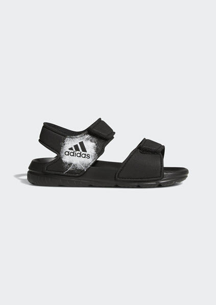 Adidas AltaSwim Sandals Children BA9288 Black 1