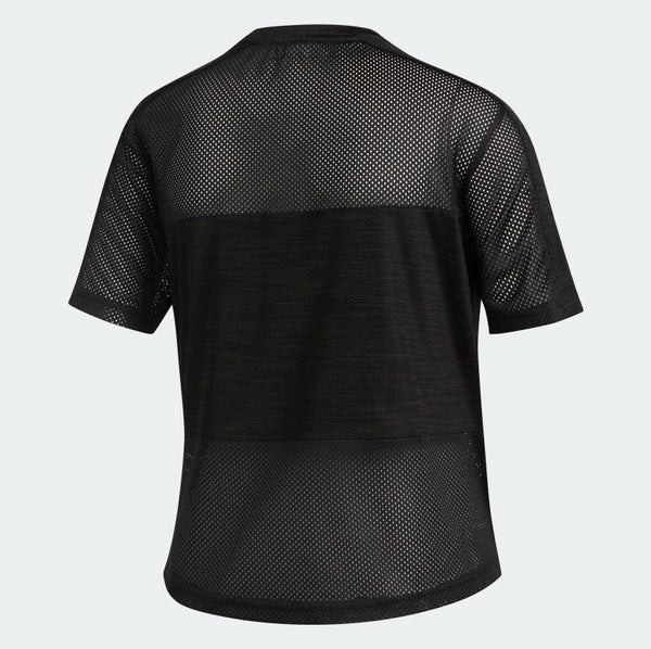 Adidas Badge of Sport Mesh Tee Black DX7534 Sportstar Pro Newcastle, 2300 NSW. Australia. 6