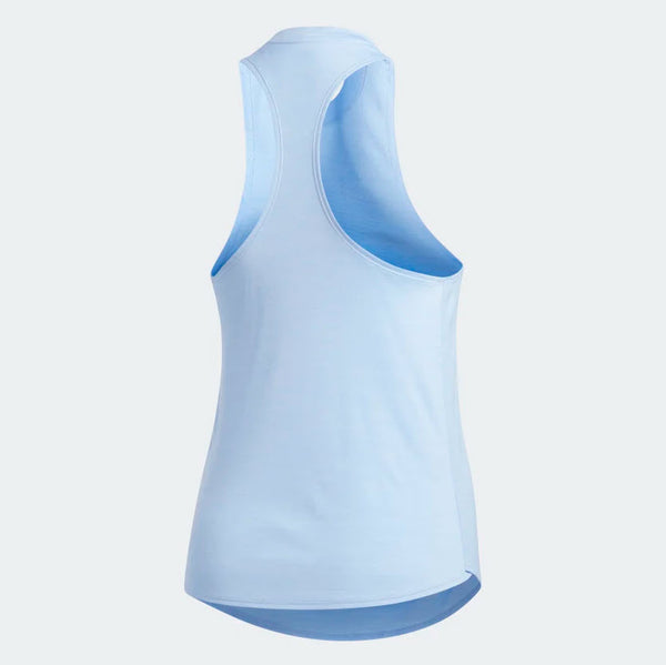 Adidas Badge of Sport Tank Top Glow Blue EB4539 Sportstar Pro Newcastle, 2300 NSW. Australia. 6