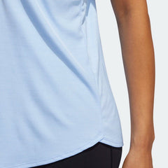 Adidas Badge of Sport Tank Top Glow Blue EB4539 Sportstar Pro Newcastle, 2300 NSW. Australia. 9