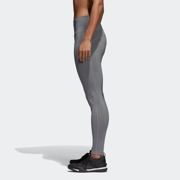 Adidas Believe This High-Rise Heathered Tights Black Grey CV8427 Sportstar Pro Newcastle, 2300 NSW. Australia. 2