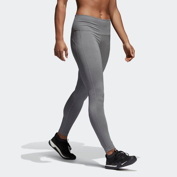 Adidas Believe This High-Rise Heathered Tights Black Grey CV8427 Sportstar Pro Newcastle, 2300 NSW. Australia. 4
