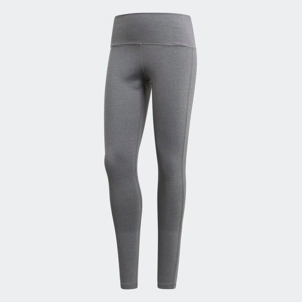 Adidas Believe This High-Rise Heathered Tights Black Grey CV8427 Sportstar Pro Newcastle, 2300 NSW. Australia. 5