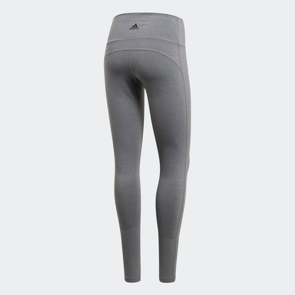 Adidas Believe This High-Rise Heathered Tights Black Grey CV8427 Sportstar Pro Newcastle, 2300 NSW. Australia. 6