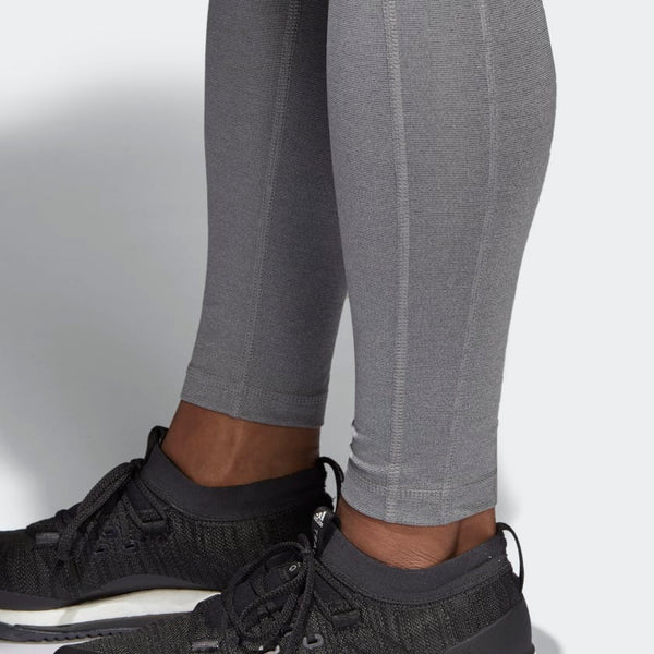 Adidas Believe This High-Rise Heathered Tights Black Grey CV8427 Sportstar Pro Newcastle, 2300 NSW. Australia. 9