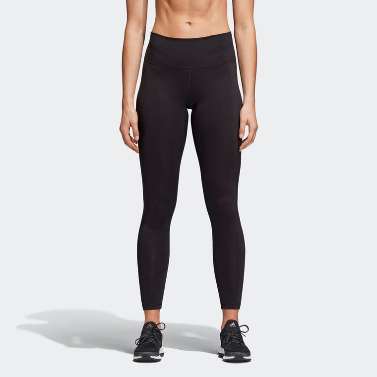 Adidas Believe This High Rise Solid Tights Black CW0489