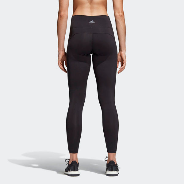 Adidas Believe This High Rise Solid Tights Black CW0489 Sportstar Pro Newcastle, 2300 NSW.. Australia. 3