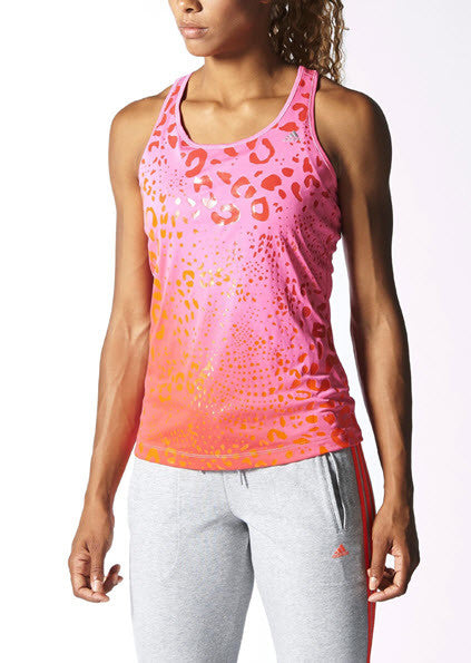 Adidas CT Graphic Tank So Pink 1