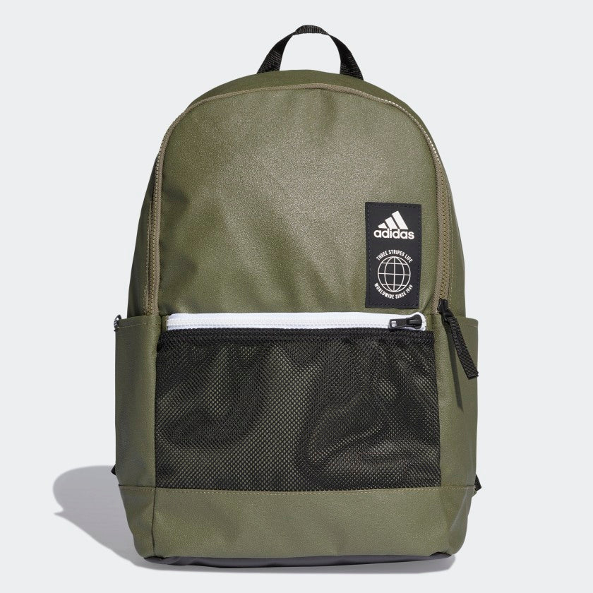 Adidas Classic Backpack Urban Green DT2606 Sportstar Pro Newcastle, 2300 NSW. Australia. 1