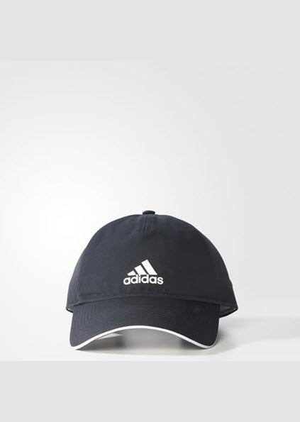 Adidas Classic Five-Panel Climalite Cap Black/White BK0825