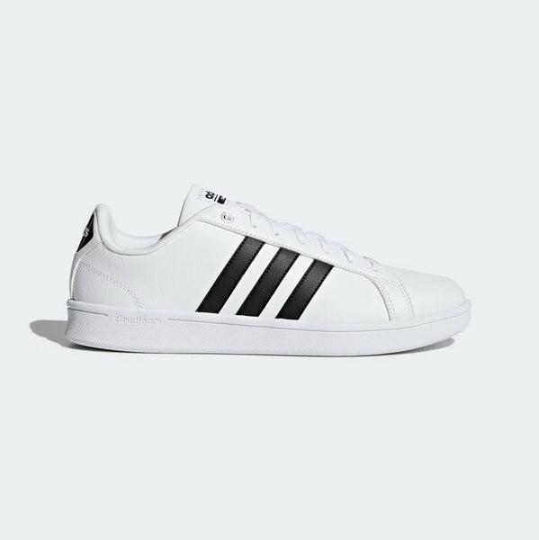 Adidas Cloudfoam Advantage Shoes White Black AW4294 Sportstar Pro Newcastle, 2300 NSW. Australia. 1