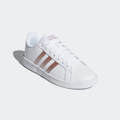 Adidas Cloudfoam Advantage Women's Shoes White Vapor Grey Metallic DA9524 Sportstar Pro Newcastle, 2300 NSW. Australia. 5