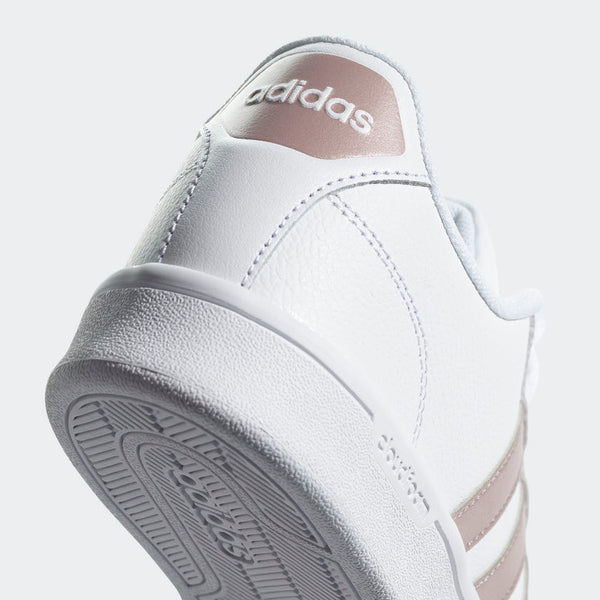 Adidas Cloudfoam Advantage Women's Shoes White Vapor Grey Metallic DA9524 Sportstar Pro Newcastle, 2300 NSW. Australia. 8