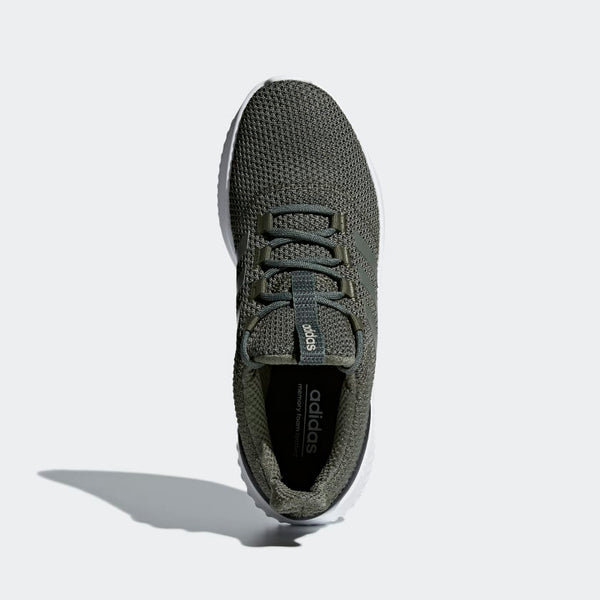 Adidas Cloudfoam Ultimate Men's Shoes Base Green Carbon B43844 Sportstar Pro Newcastle, 2300 NSW. Australia. 3