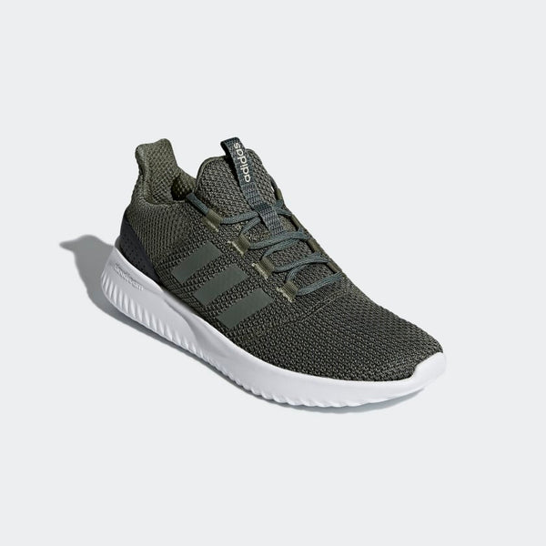Adidas Cloudfoam Ultimate Men's Shoes Base Green Carbon B43844 Sportstar Pro Newcastle, 2300 NSW. Australia. 5