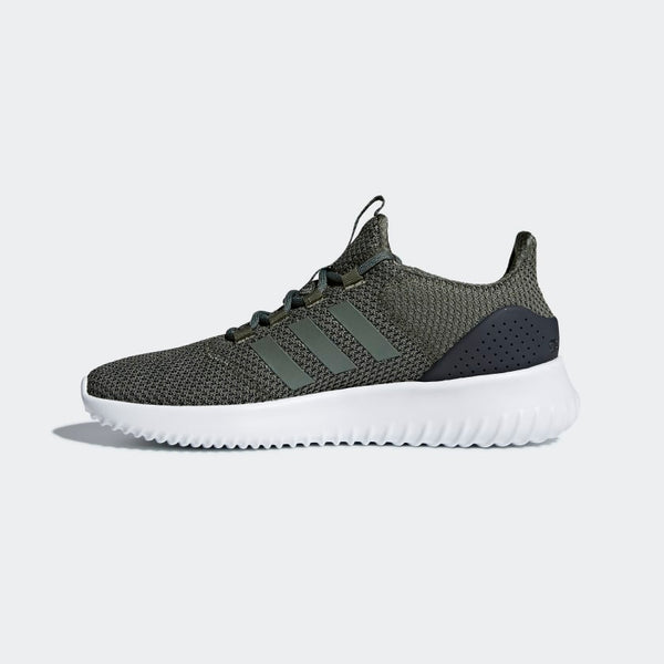 Adidas Cloudfoam Ultimate Men's Shoes Base Green Carbon B43844 Sportstar Pro Newcastle, 2300 NSW. Australia. 7