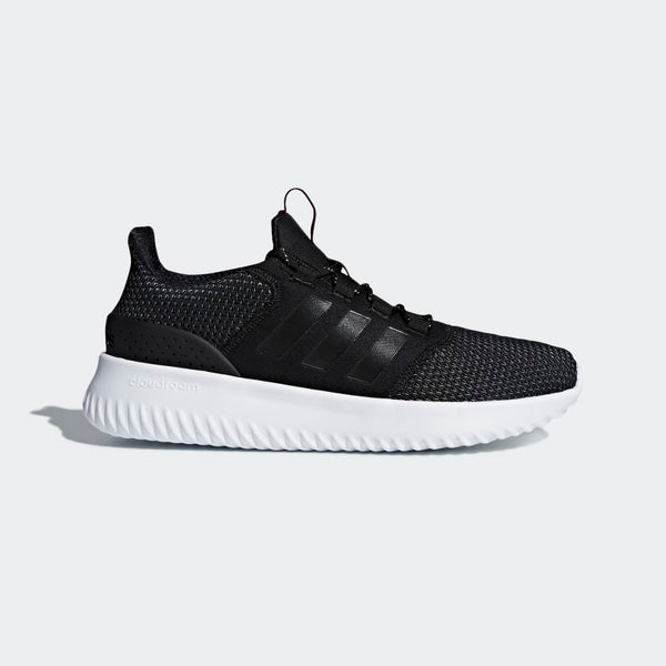 Adidas Cloudfoam Ultimate Men's Shoes Black Grey BB7310 Sportstar Pro Newcastle, 2300 NSW. Australia. 1