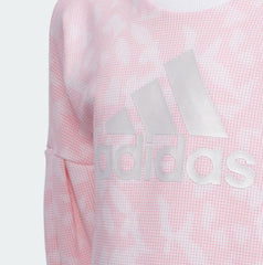 Adidas Crewneck Sweatshirt White Light Pink EH4068 Sportstar Pro Newcastle, 2300 NSW. Australia. 3