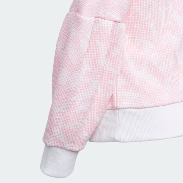 Adidas Crewneck Sweatshirt White Light Pink EH4068 Sportstar Pro Newcastle, 2300 NSW. Australia. 5