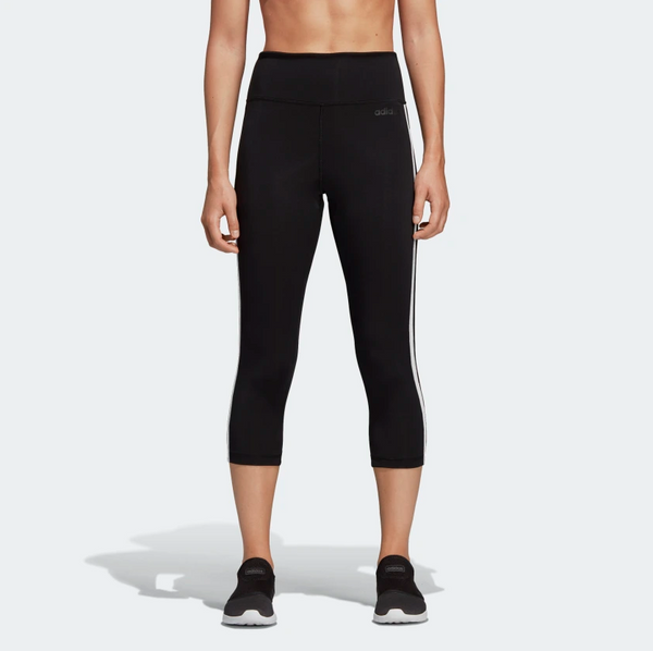 Adidas Design 2 Move 3-Stripes 3 quarter Tights DU2043 Sportstar Pro Newcastle, 2300 NSW. Australia. 1