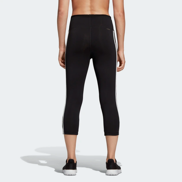 Adidas Design 2 Move 3-Stripes 3 quarter Tights DU2043 Sportstar Pro Newcastle, 2300 NSW. Australia. 3