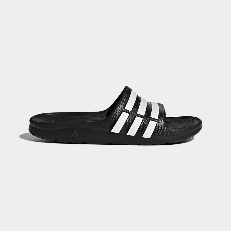 Adidas Duramo Kids Slides Black G06799