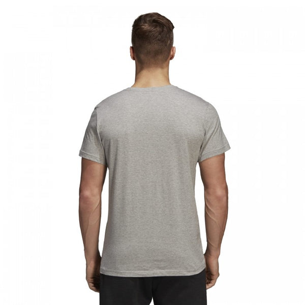 Adidas Emblem Tee Medium Grey Heather DI0286 Sportstar Pro Newcastle, 2300 NSW Australia. 3