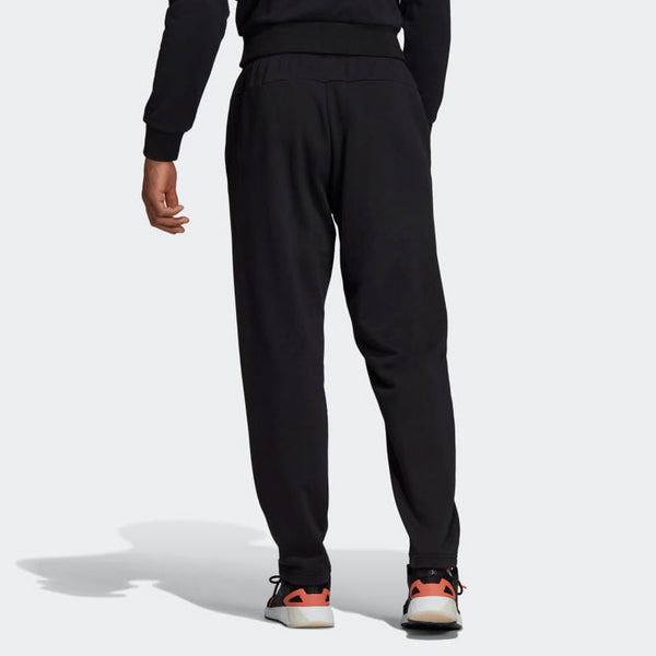 Adidas Essentials Branded Tapered Pant Black DQ3075 Sportstar Pro Newcastle, 2300 NSW. Australia. 3