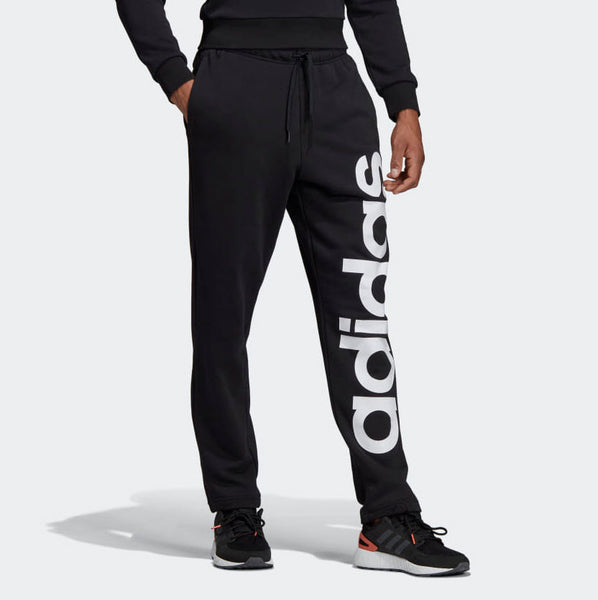 Adidas Essentials Branded Tapered Pant Black DQ3075 Sportstar Pro Newcastle, 2300 NSW. Australia. 4