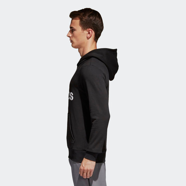 Adidas Essentials Linear Pullover Hoodie Black White S98772 Sportstar Pro Newcastle, 2300 NSW. Australia. 2